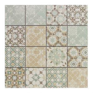 Casa PATCHWORK-2 beige 7,5x7,5 30x30x0,75