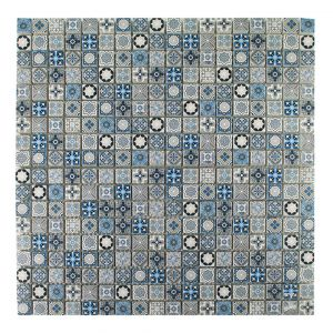 1,5x1,5 MONO-1 beige/azzurro 30x30x0,8