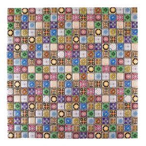 1,5x1,5 MONO-4 multicolore 30x30x0,8