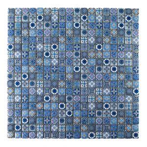 1,5x1,5 MONO-5 azzurro 30x30x0,8