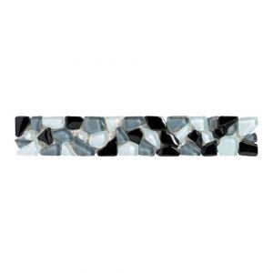 VETROVER-NBL nero-bianco 5x30