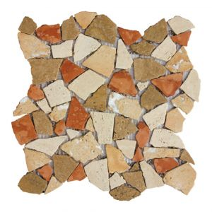 PALLADIO MIX-SCA matt 30x30x0,8 (2-5 cm)