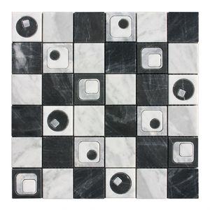 4,8x4,8 INTARSIO-NC satinato 30x30x0,8