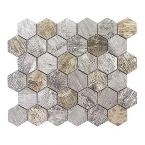 Mosaico ESAGONA-3 Vintage 30x26x0,8