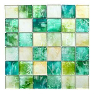NEON-2 4,8x4,8 verde glzd./matt 30x30x0,