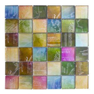 NEON-3 4,8x4,8 multicolore glzd./matt 30x30x0,8