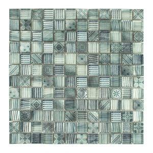 NOBILE-4 2,3x2,3 verde 30x30x0,8