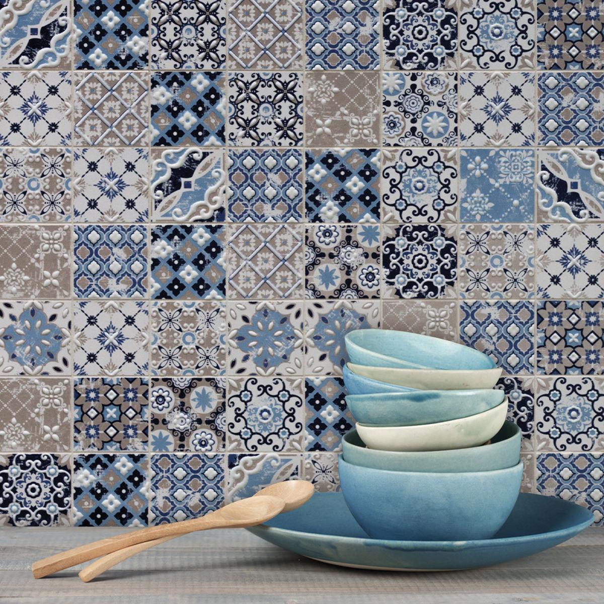 15451 HPH Mosaik Casa Patchwork